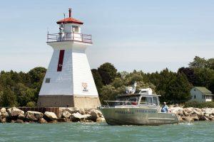 Chantry Island Lighthouse Tour - Peerless II