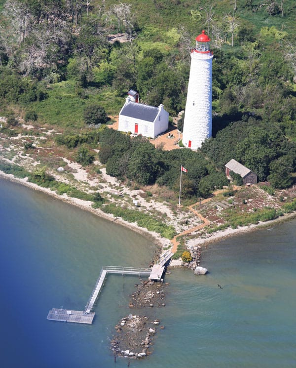 Chantry Island Tours - about Chantry Island