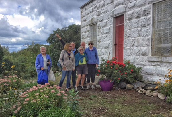 Chantry Island Tours - volunteers