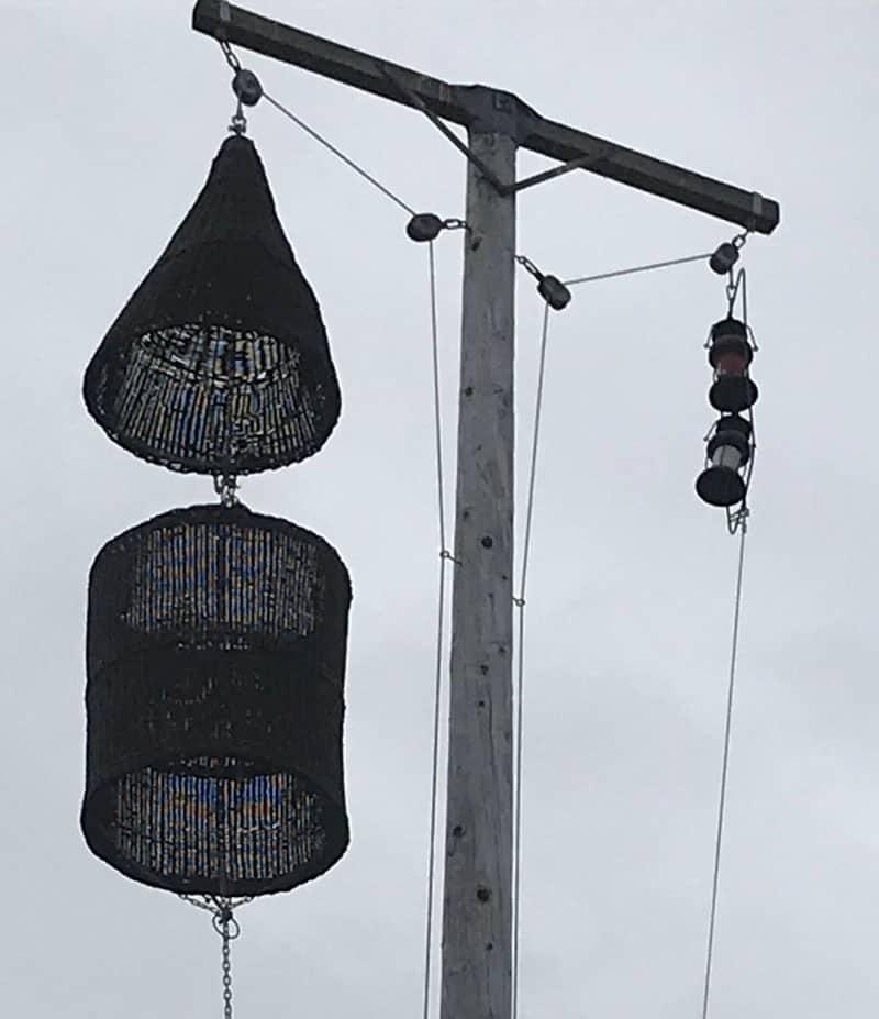 Signal Baskets in Pioneer Park