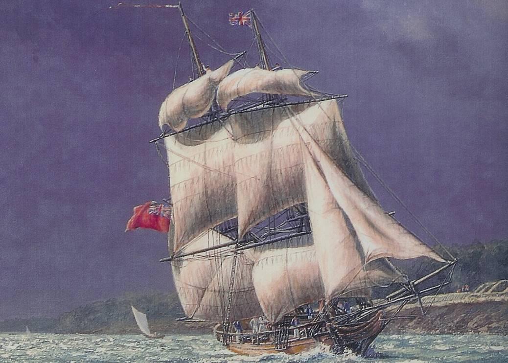 HMS General Hunter